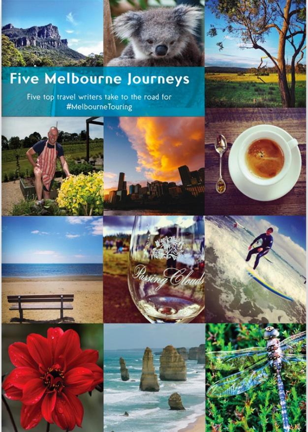Melbourne-ebook